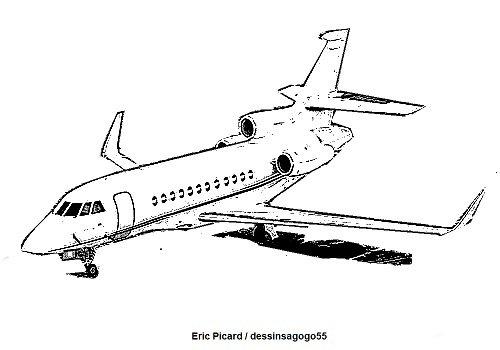 Dassault Mystère-Falcon