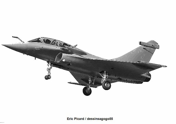 Dassault Rafale : France