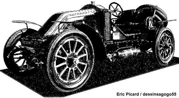 Renault Type AI (1907)