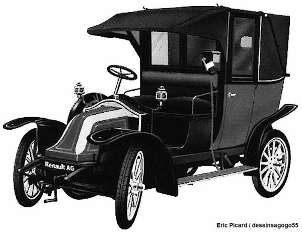 Renault Type AG/Type AG-1