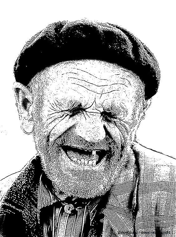 Vieillard : dessinsagogo55