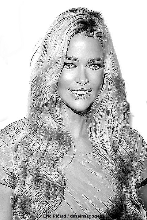 Denise Richards : dessinsagogo55