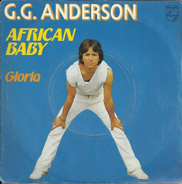G.G. Anderson : African Baby