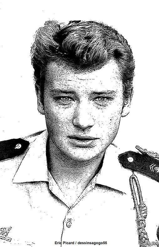 Johnny Hallyday : Le Pénitencier