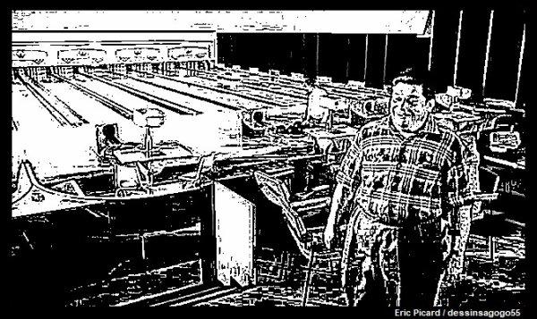 Les tontons flingueurs : Script illustré page 2