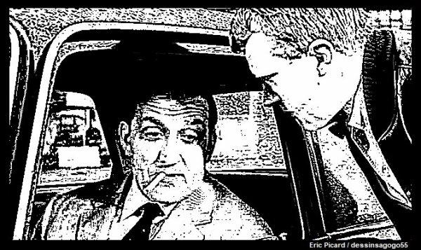 Les tontons flingueurs : Script illustré page 1