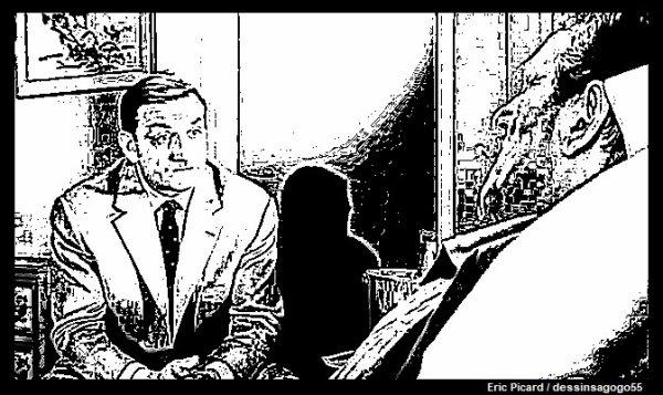Les tontons flingueurs : Script illustré page 3