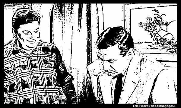 Les tontons flingueurs : Script illustré page 4