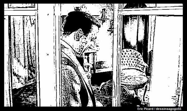 Les tontons flingueurs : Script illustré page 5