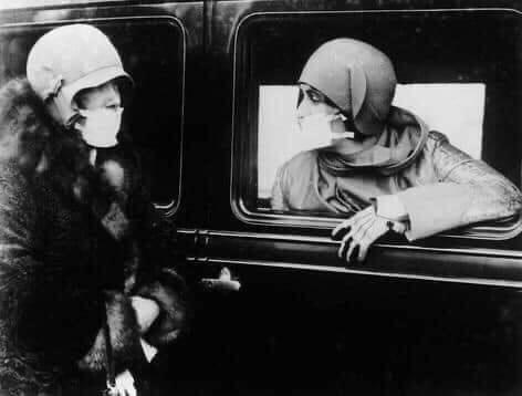 Grippe espagnole : Les premiers cas