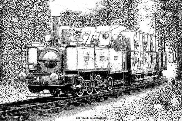 Suzanne : La locomotive meusienne