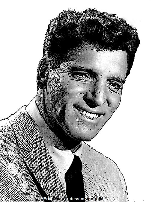 Burt Lancaster : dessinsagogo55