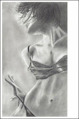 Du bout de mes doigts  Le monde de l'art n'est pas celui de l'immortalité , c'est celui de la métamorphose …