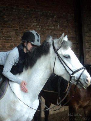 L'air du paradis est celui qui souffle entre les oreilles du cheval. ♥