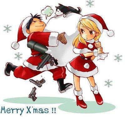 Happy Christmas Joyeux Noël