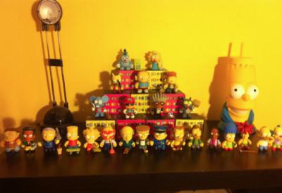 Mes Kidrobots :