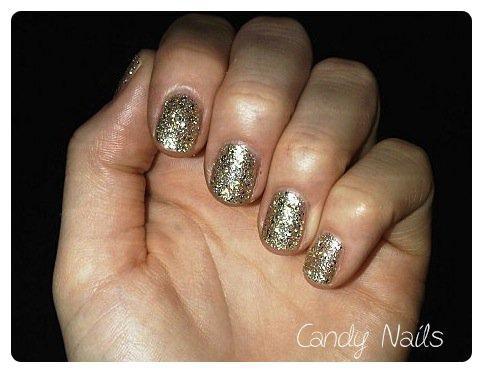 # 16` Gold Nails