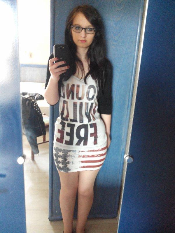 Nouvelle jupe acheter hier :)