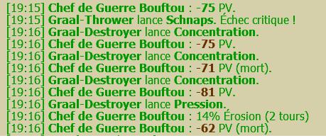 Donjon Des Bouftouts
