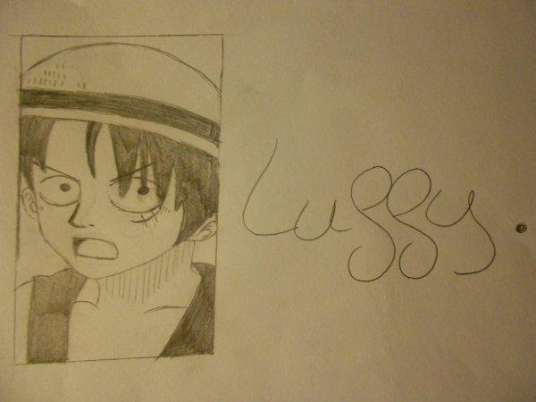 Luffy n°1 .