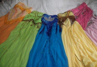 Nouveaux Costumes à vendre PROCHAINEMENT