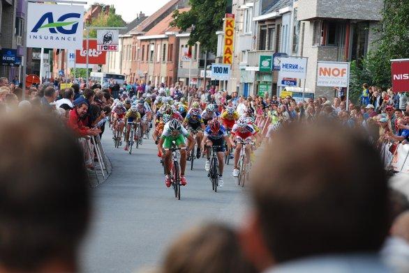 championnat de Belgique course en ligne
