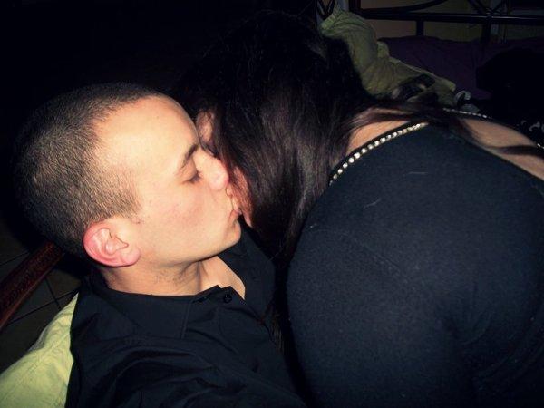 Un amour, un vrai ♥.