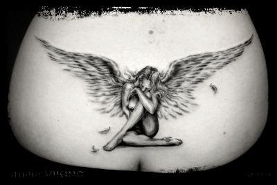 Un jour on m'a pris pour un ange...
