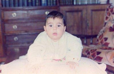 mon fils abdelhak a la ge de 9 mois