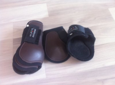 Protections hkm marron