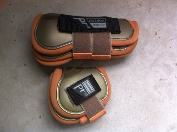 protections norton pro kaki/orange