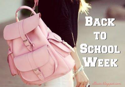 """De retour a l""""Ecole"""