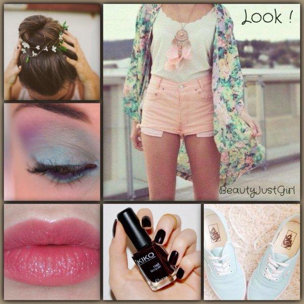 Look - By BeautyJustGirl !