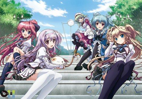 Mon top 60: Animes (Partie 1/8)