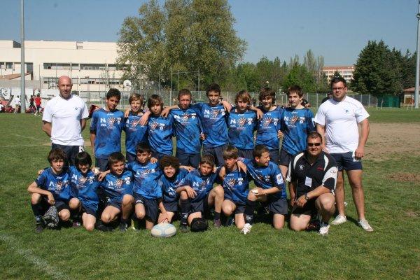Montpellier Hérault Rugby:la relève!