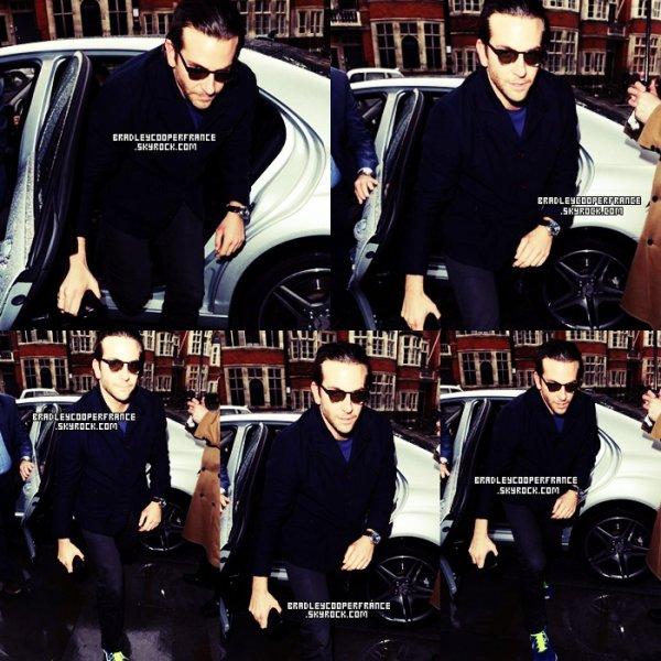 25/05/2013 - Bradley à Londres ♥