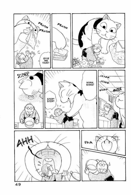 Chi, une vie de chat + Fuku-Fuku Funyan