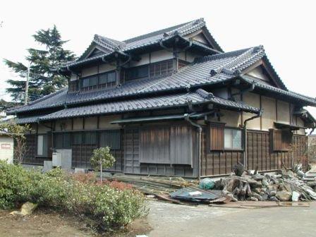 les maisons traditionnelles japonaises