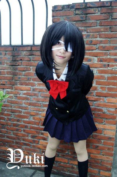 Cosplay Misaki Mei