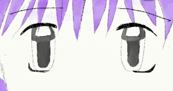 Cours de dessin 2/2 - une tête de manga