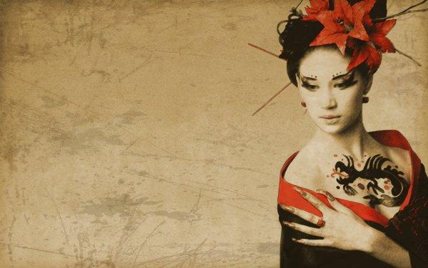 Les Geisha