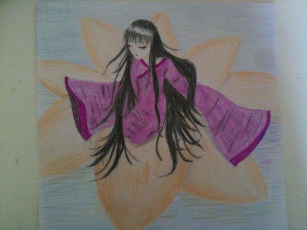 La princesse du lotus