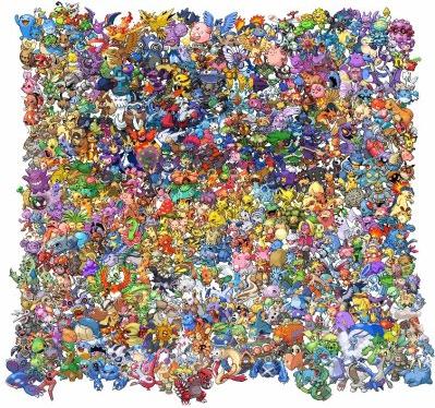 Quel est ton pokémon préféré ?