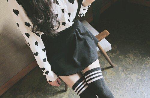 Quelques tenues que j'ai aimées...