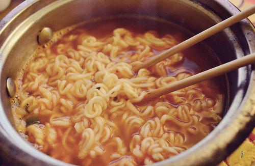 Mini-rubrique culture : Soupes et ramen