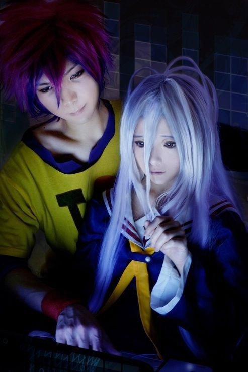 Cosplay No Game No Life !