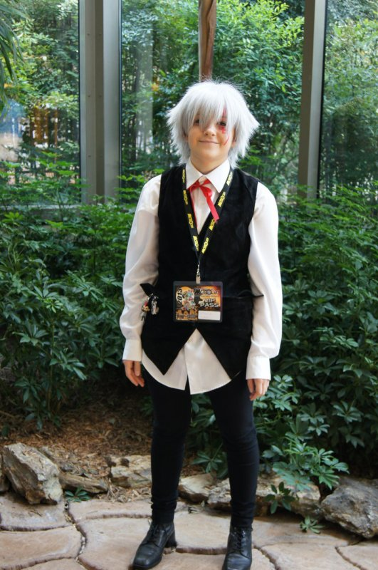 Cosplay D-Grayman