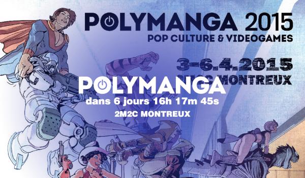 Polymanga 2015 !