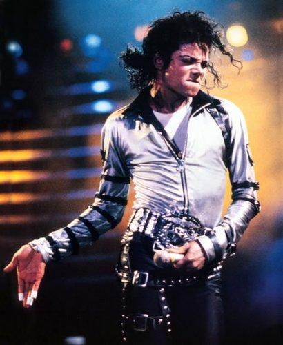 "Michael Jackson le ""titan"" de la pop"