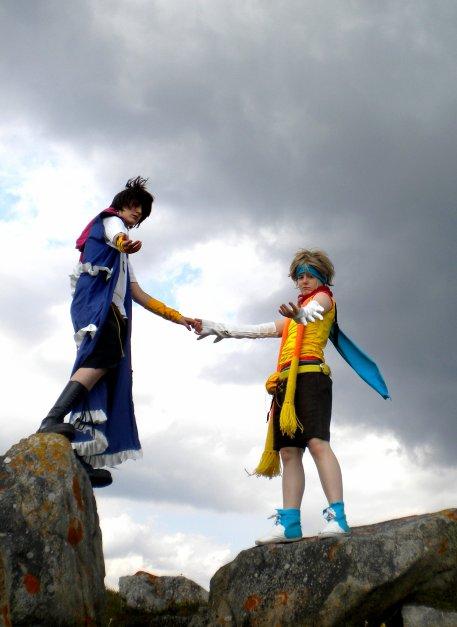 Rikk (Rikku version homme) ~~~~ Final Fantasy X-2